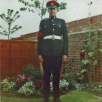 James Paul Heathcliffe RMP uniform