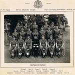 RMP Squad 1961