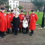 RMP Chelsea Pensioners at the Royal Hospital